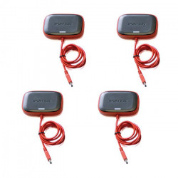 4 Modules USB de...